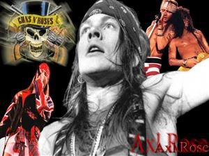 Free Axl Rose Screensaver Download