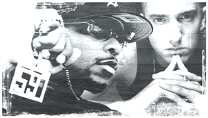 Bad Meets Evil Screensaver Sample Picture 1