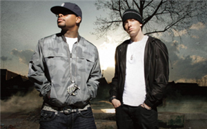Bad Meets Evil Screensaver Sample Picture 2