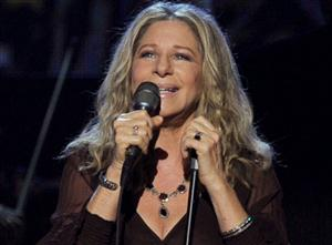 Free Barbra Streisand Screensaver Download