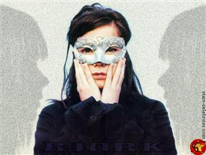 Bjork Screensaver Sample Picture 2