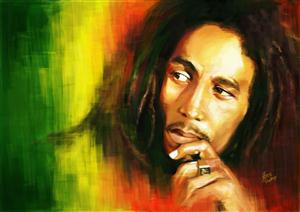 Free Bob Marley Screensaver Download