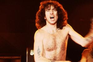 Free Bon Scott Screensaver Download