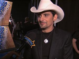 Free Brad Paisley Screensaver Download