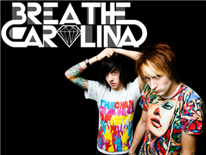 Breathe Carolina Screensaver Sample Picture 1