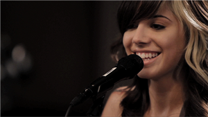 Free Christina Perri Screensaver Download