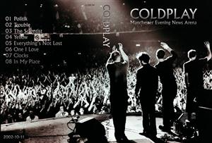 Coldplay Screensaver Sample Picture 3