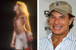 Free David Lee Roth Screensaver Download