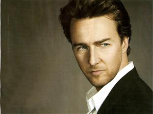 Free Edward Norton Screensaver Download
