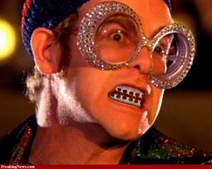 Elton John Screensaver Sample Picture 1