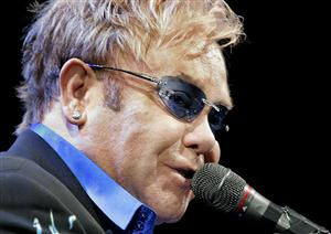 Free Elton John Screensaver Download
