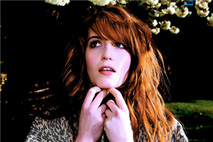 Free Florence and The Machine Screensaver Download