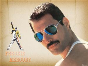 Freddie Mercury Screensaver Sample Picture 2