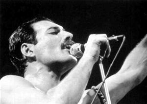 Freddie Mercury Screensaver Sample Picture 3