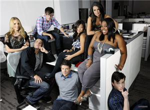 Free Glee Cast Screensaver Download