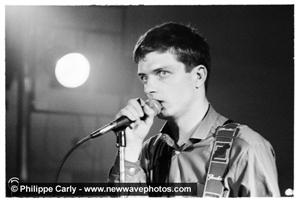 Free Ian Curtis Screensaver Download