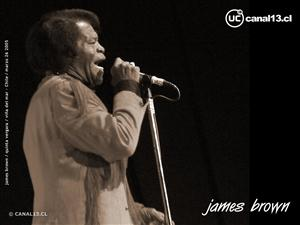 Free James Brown Screensaver Download