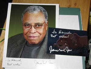 Free James Earl Jones Screensaver Download