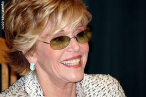 Free Jane Fonda Screensaver Download