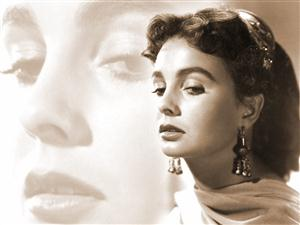 Free Jean Simmons Screensaver Download