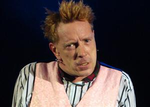 Free John Lydon Screensaver Download