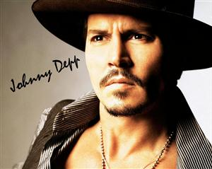 Free Johnny Depp Screensaver Download