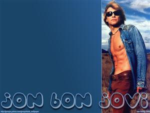 Free Jon Bon Jovi Screensaver Download