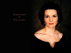 Free Juliette Binoche Screensaver Download