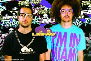 Free LMFAO Screensaver Download