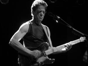 Free Lou Reed Screensaver Download