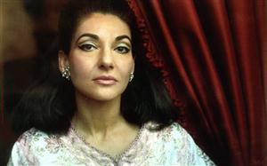 Free Maria Callas Screensaver Download