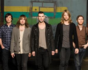 Free Maroon 5 Screensaver Download