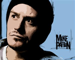 Mike Patton Screensaver Sample Picture 2