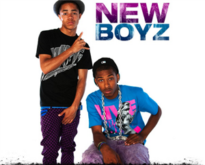 Free New Boyz Screensaver Download