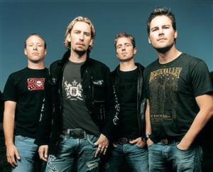 Nickelback Screensaver Sample Picture 1
