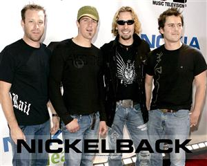 Nickelback Screensaver Sample Picture 2