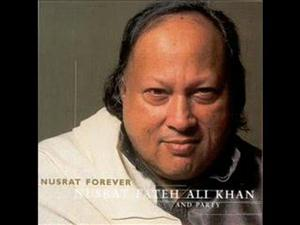 Nusrat Fateh Ali Khan Screensaver Sample Picture 1
