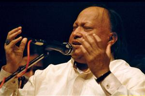 Nusrat Fateh Ali Khan Screensaver Sample Picture 3