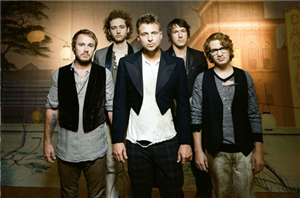OneRepublic Screensaver Sample Picture 1