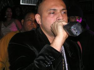 Sean Paul Screensaver Sample Picture 2