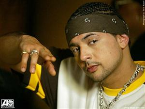 Sean Paul Screensaver Sample Picture 3