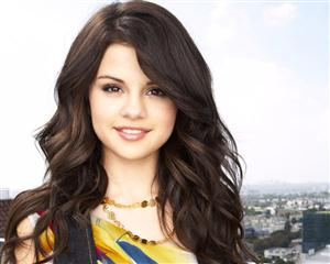 Selena Gomez Screensaver Sample Picture 1