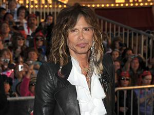 Steven Tyler Screensaver Sample Picture 1
