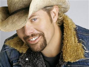 Toby Keith Screensaver Sample Picture 3