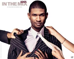 Usher Screensaver Sample Picture 2