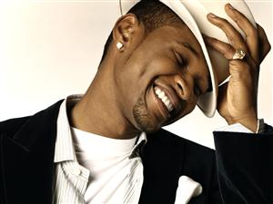 Usher Screensaver Sample Picture 3