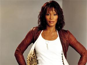 Free Whitney Houston Screensaver Download