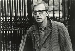 Woody Allen Screensaver Sample Picture 1