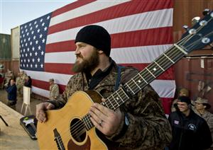 Zac Brown Band Screensaver Sample Picture 2