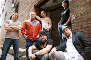 Zac Brown Band Screensaver Sample Picture 3